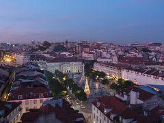 アズレージョ瞬く西の果てへ☆ポルトガルそしてパリ 17日間〈2〉黄昏に染まる街(リスボン−2)