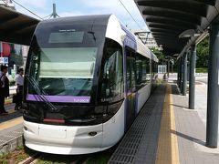富山路面電車の旅 2日目(その1)