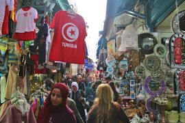 143. C'mon Baby! Africa!! チュニジアの旅 Day4 Part2 Tunis旧市街を歩く