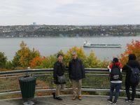 秋のケベックシティー観光