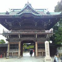 従弟の結婚式で母と東京へ、ついでに葛飾柴又観光