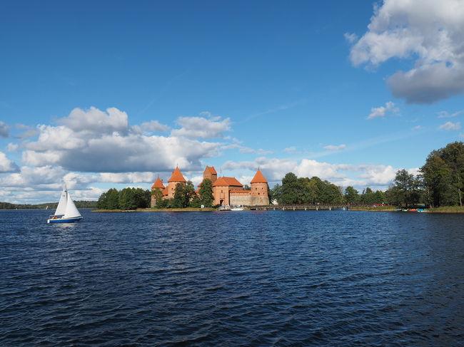 麗しき田舎バルト三国&ついでのフィンランド(7) まさにドラクエ、トラカイ城