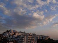 【南スペイン・北モロッコ】 ゜*・8/9作 意外と面白かったヒブラルファロ城。夕陽美し♪白い村フリヒリアナ編・* ゜