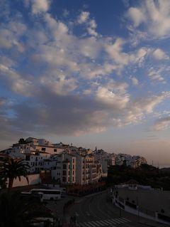 【南スペイン・北モロッコ】8/9作目 ゜*・意外と面白かったヒブラルファロ城。夕陽美し♪白い村フリヒリアナ編・* ゜