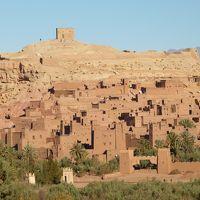 モロッコ周遊10日間[4]アイト・ベン・ハッドゥとアトラス越え