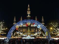 ドイツ・オーストリア 2018クリスマスマーケットの旅(ウィーン)