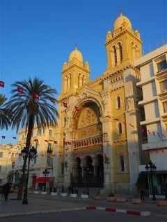 地中海の風に吹かれて…マルタとチュニジアの旅【6】(フランス統治時代の建築遺産巡り!チュニス前編/チュニジア)