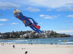 2016年9月【3】再訪!ANAビジネスクラスで行く2度目のシドニー旅行(旅の目的その2・「青い海」を求めてボンダイビーチに行くよ!)
