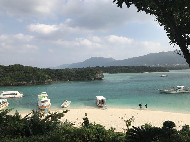 2018年12月の石垣島旅行