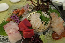 秋の優雅な箱根旅行♪ Vol.4 強羅温泉:「ホテル凛香」レストランで優雅なディナー♪