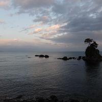 フリーきっぷで行く北陸周遊旅行[5] 爆走!如意の渡と雨晴海岸