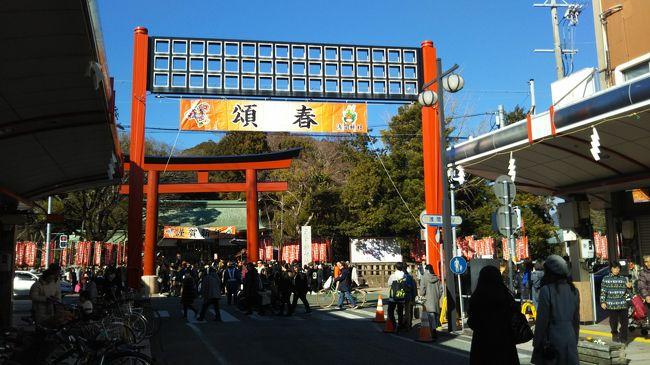 本日は、年末からつづく好天気と暖かい陽気に誘われて「静岡浅間神社」~「静岡県護国神社」への初詣と、清水港からの富士山の眺望により本年の運気を占いました。<br /><br />富士山の眺望は、山頂が雲に覆われたため今年の運勢は「中吉」でした。