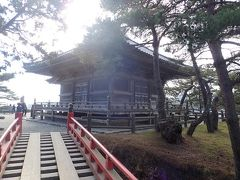 冬の東北(15)松島五大堂