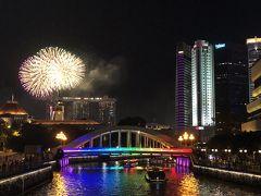 シンガポール観光詰め込みカウントダウンの旅 3/4《カトン街~ムスタファセンター~年越し花火》