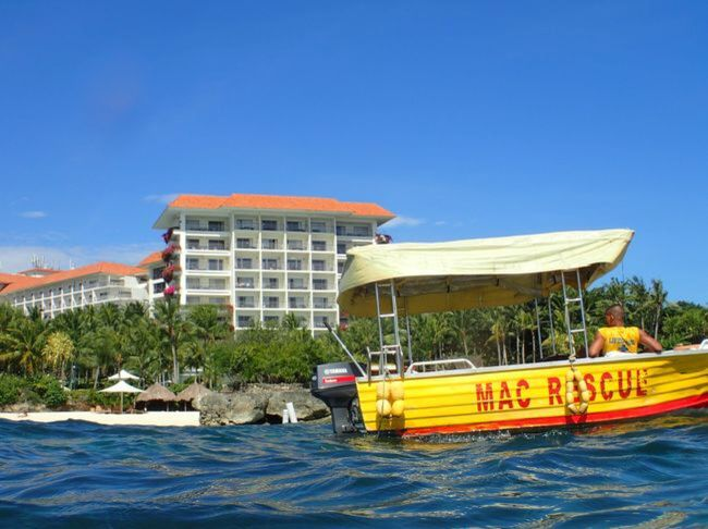 マクタン島(セブ島)2018~シャングリラマクタンリゾートの沖海は珊瑚と熱帯魚の穴場です~