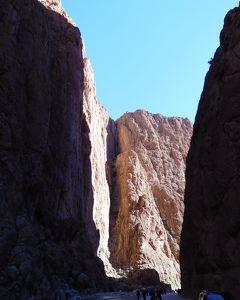 フォトジェニックな国・モロッコ夢紀行(その7)~メルズーガからトドラ渓谷を経由してワルザザードへ~
