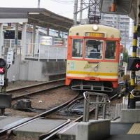 【復刻】新年の四国(5)伊予鉄の路面電車とホテルのイタリアンディナー