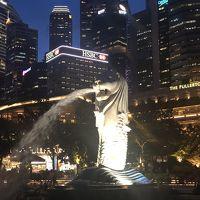 英語も話せないのにマイルでシンガポールひとり旅
