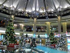 グランドプリンスホテル広島に泊まる♪クラブラウンジでメリー★クリスマス