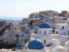 イオニア海の世界遺産の島・コルフ島とエーゲ海の白い迷宮の島サントリーニ島 魅惑のギリシャ2島周遊の旅③
