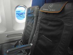 LH988(FRA-AMS)ビジネスクラス機内食