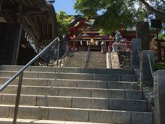 武蔵御嶽神社は結構手強い