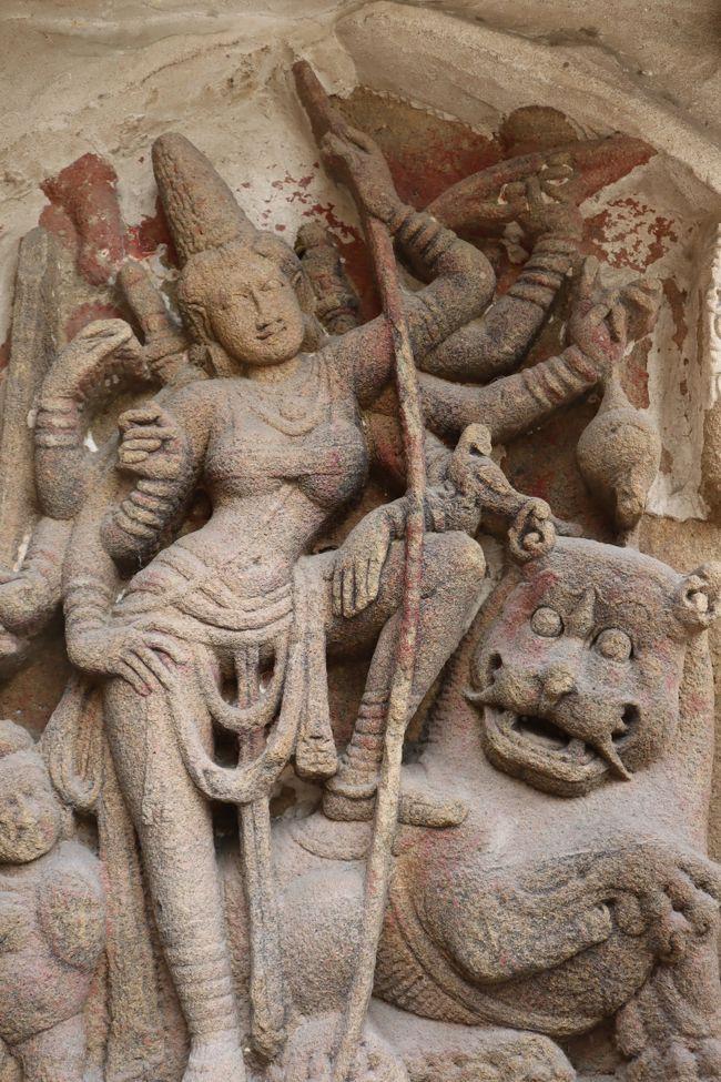 南インド癒しの旅(1)・・カーチンプラムのカイラーナータル寺院、エーカンバラナータル寺院、ヴァイクンタ・ベルマール寺院を巡ります。