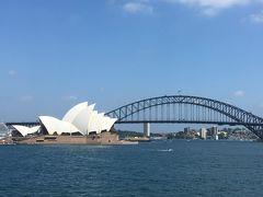 シニアの母と行くオーストラリア8日間 2日目