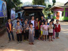 タイ最深部飲料水調査