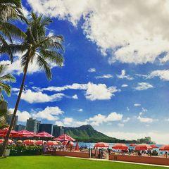ビジネスクラスで行くハワイ1人旅 1日目