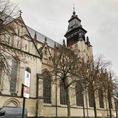 ブリューゲルをたずねる旅~2018年11月 ブリュッセル ノートルダムドラシャペル聖堂