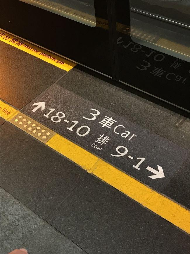 三度目の台湾にして初めての高雄でした。<br />二泊三日の中日に新幹線にて日帰りで行ってきました。