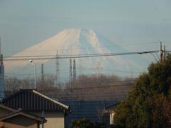 1月10日の富士山