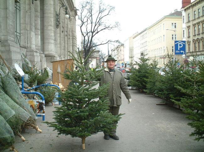 2003年 ウィーン 1/5:街歩き
