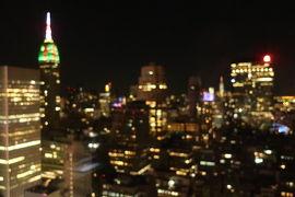 年末年始*ニューヨーク旅行 ①