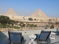 個人手配で行くエジプト・アントワープ&ライデン17日間 13日目 ギザのピラミッド三昧