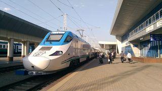 情熱!熱風!ウズベキスタン!② ~ブハラへの鉄道旅~