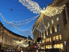 初ひとり旅 @ロンドン! �クリスマスマーケットとイルミネーション(2日目 Part2)