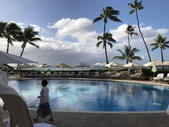 初LCCで行く年末年始ハワイ ハレクラニ泊 2歳児連れ家族旅行 1日目