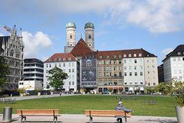 2016年ドイツの旅 (3)  ミュンヘン旧市街観光