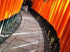 <2018冬 青春18旅 Part1-3 「今、いにしへの古都へ 奈良&京都旅」 (いざ、京都への巻)
