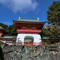 ふっこう割りで、小倉・関門海峡一人旅 (2日目) 住吉神社、唐戸、城下町長府