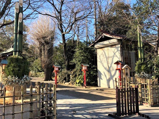 私用で埼玉に行き近くに元祖アニメの聖地!鷲宮神社があり「鏡開 限定御朱印」の日だったので、お詣りをして御朱印を頂いてきました。