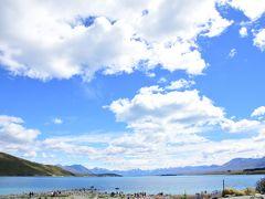 2019年 年末年始ニュージーランド旅行【2】3日目 テカポ湖