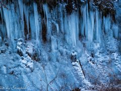 撮影会の下見で冬の蓼科高原へ