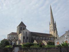 世界遺産のサン・サヴァン・シュル・ガルタンプ修道院付属教会と ショーヴィニーのサン・ピエール教会 2つの教会を一日で行く方法