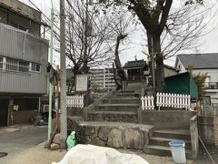 兵庫県の城跡巡り:塚口城跡