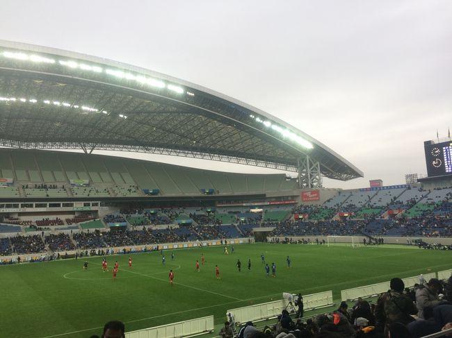 青森山田VS尚志の試合と流通経済大柏VS瀬戸内の試合をダブル観戦。<br /><br />第1戦は大熱戦で感動しました。<br />第2戦は瀬戸内の応援が素晴らしかった。