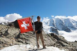スイス1日目憧れスイスアルプスを目指してミュンヘンへ