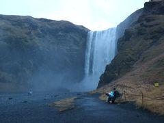 オーロラを求めて… アイスランド 3日目南海岸観光~滝!滝!編